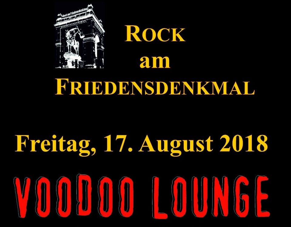 Rock am Friedensdenkmal